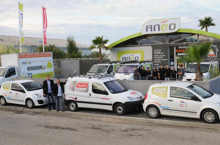Spécialiste installation solutions énergétiques Hérault et Gard