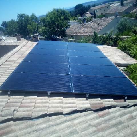 Installation de panneaux photovoltaïques à Pont-Saint-Esprit