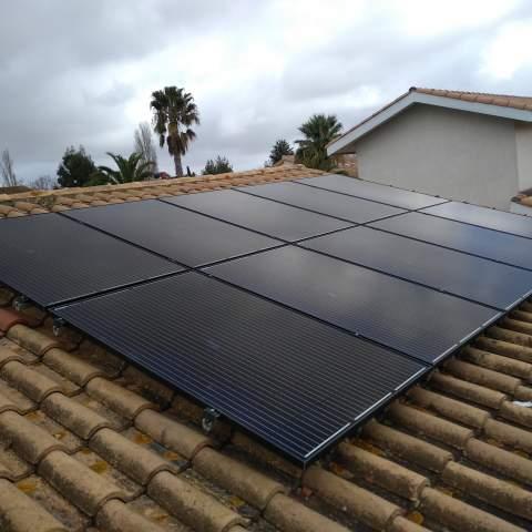 Installation de panneaux photovoltaïques à Baillargues