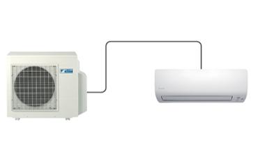 Anéo climatiseur réversible Daikin mural console gainable mono-split pompe à chaleur air air Daikin Gard Hérault 30 34