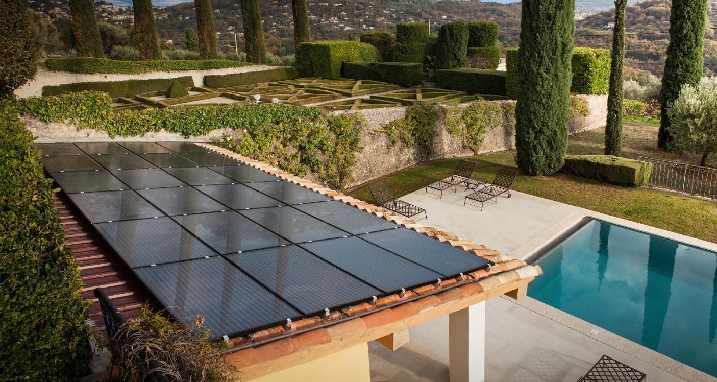 Anéo PAC piscine pompe à chaleur air eau installation DualSun Hayward Gard Hérault 30 34